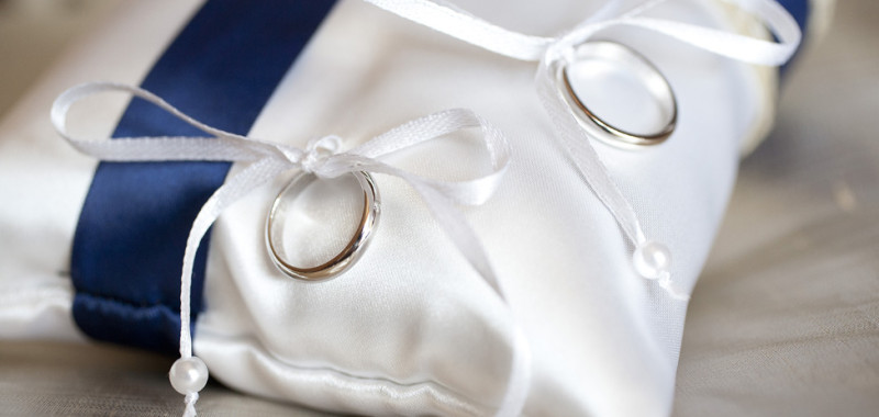 How do you choose your wedding rings?